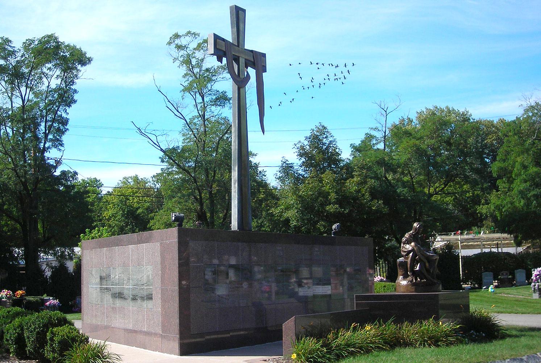 Watertown Engineering St Michael Cemetery Roslindale Ma
